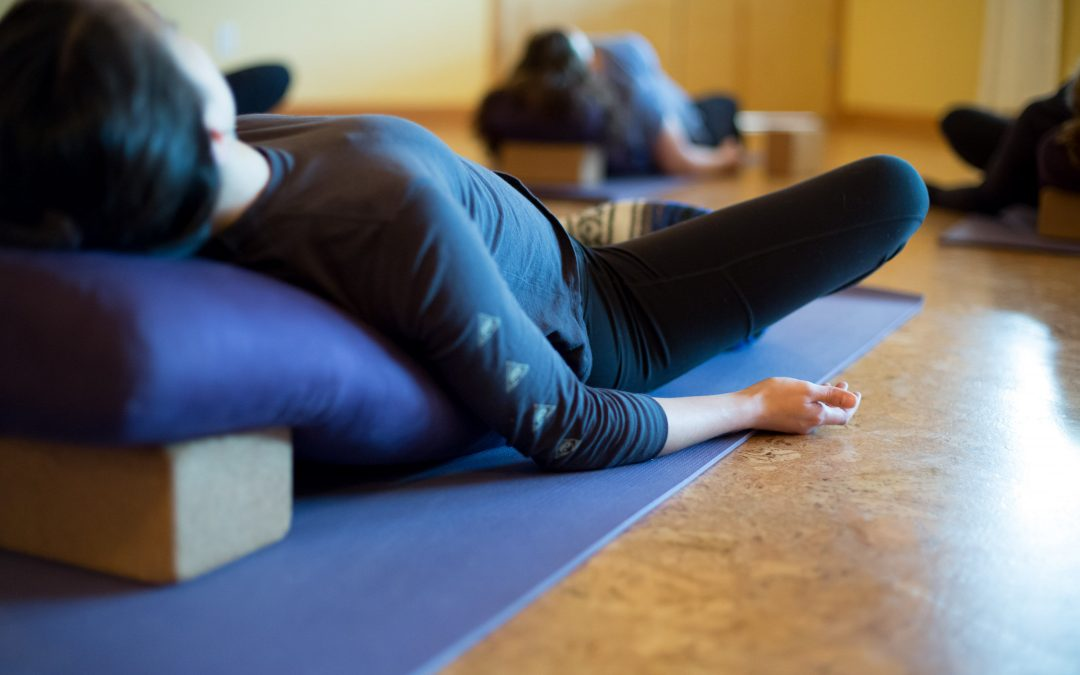 Do You Need Restorative Yoga Yoga Elixir