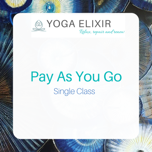 Yoga Elixir Single Class