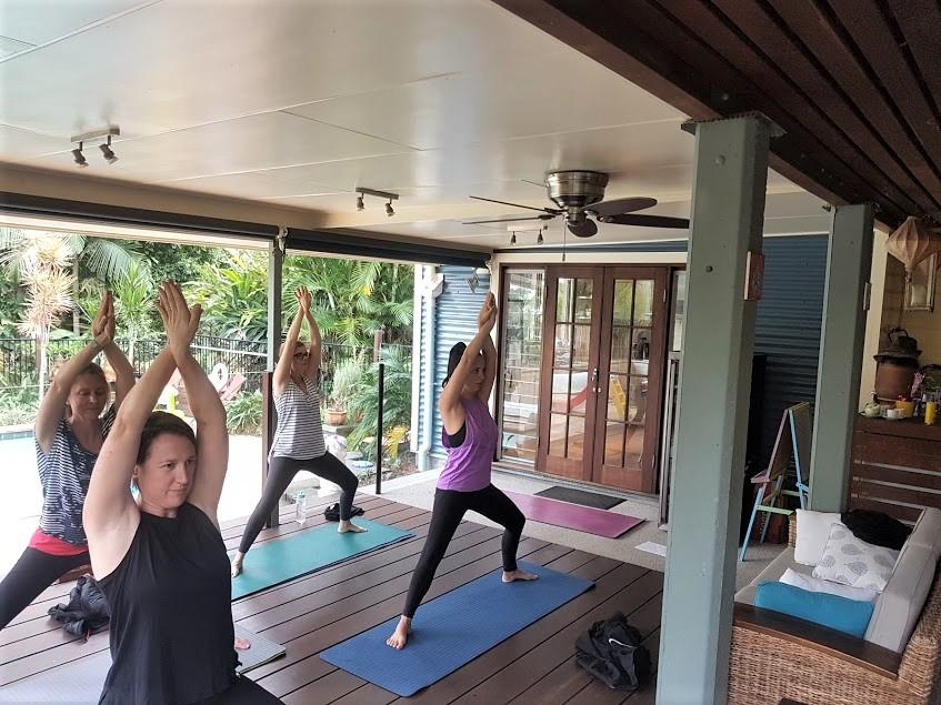 Yoga Elixir Pool yoga